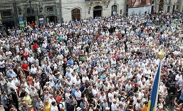 Фото: прес-служба Львівської міської ради