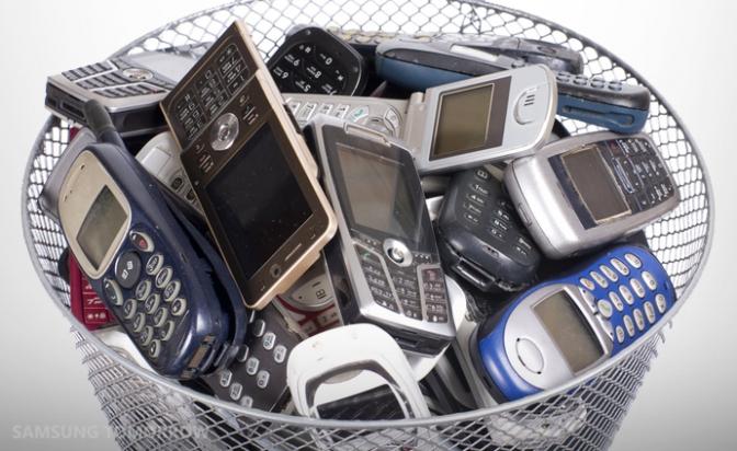 Для військових розвідників у Львові збирають старі мобільні телефони 8fe966f8840b7