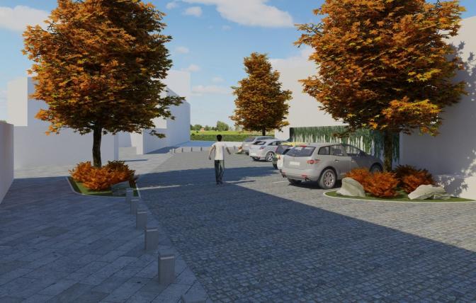 Візуалізація: якою буде вулиця Римлянина у Львові фото