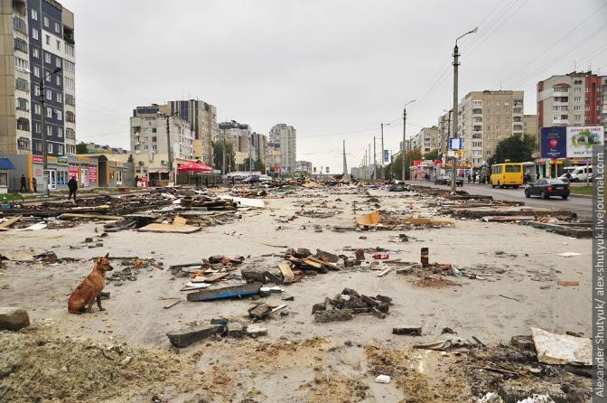 Фінал будівництва трамвайної колії на Сихів: фотохроніка фото