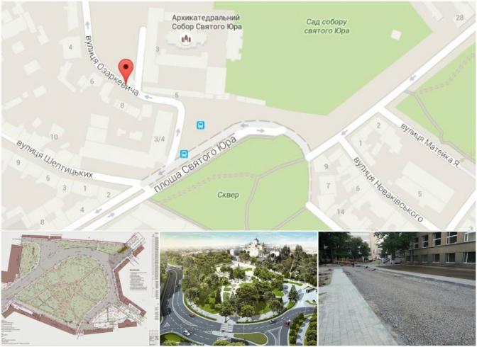 фото: zbruch, monument-lviv.blogspot.com