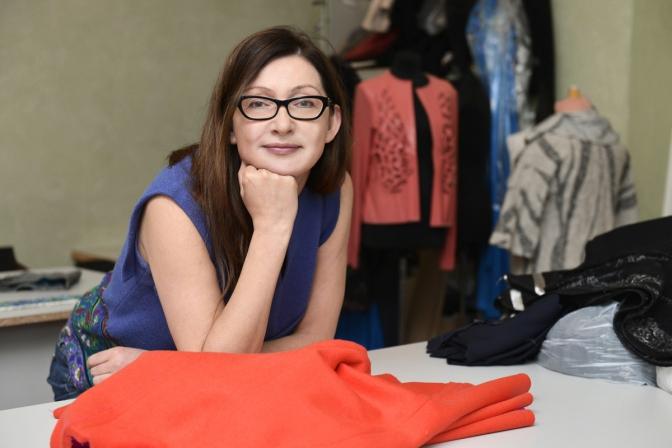 «Сама українська вишиванка і є Haute Couture. Зараз надто багато вишиванок-casual 7e01120e95e2b