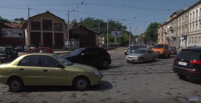 На проблемному перехресті у Львові зроблять розв'язку фото