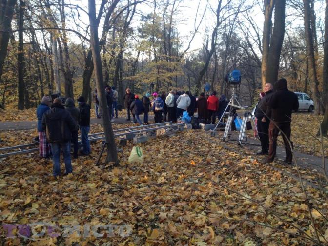 Стоп, знято: як у Львові знімають перше в Україні індійське кіно фото 2