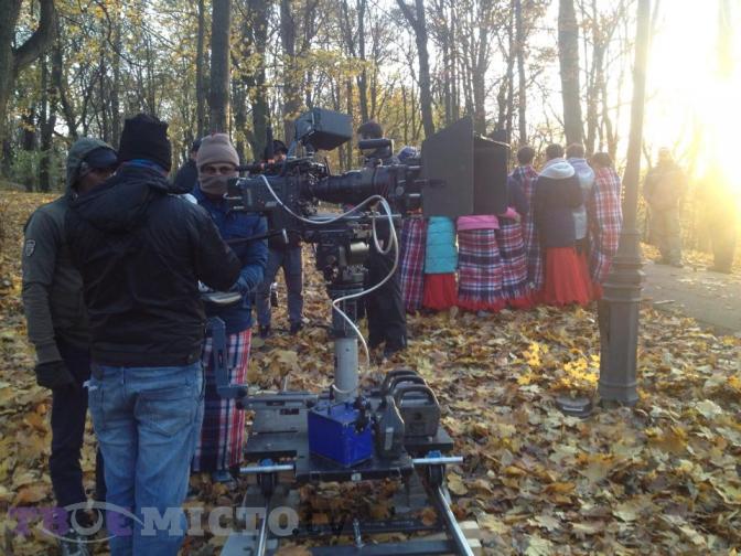 Стоп, знято: як у Львові знімають перше в Україні індійське кіно фото