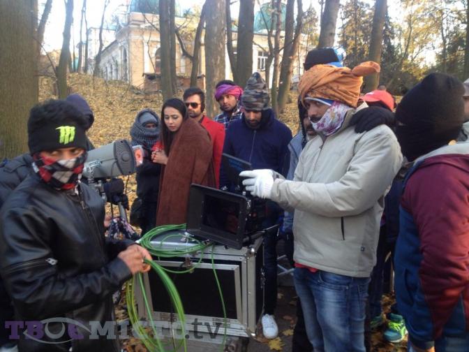 Стоп, знято: як у Львові знімають перше в Україні індійське кіно фото 1