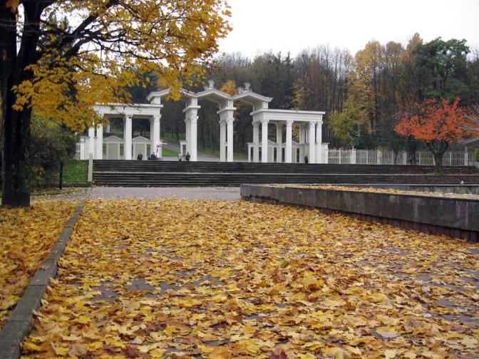 Топ-5 місць для осінніх прогулянок у Львові фото 4