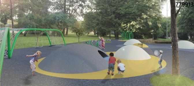 Найкращий проект: яким буде дитячий майданчик у сквері на площі Юра фото 1