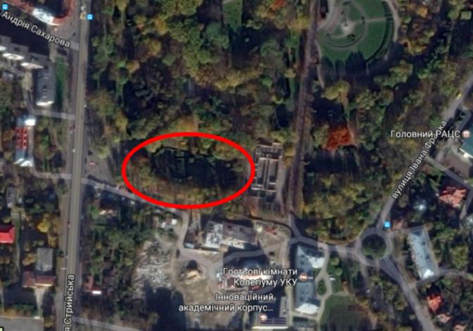 Приємна новина: в Стрийському парку відновлять жоржинарій фото