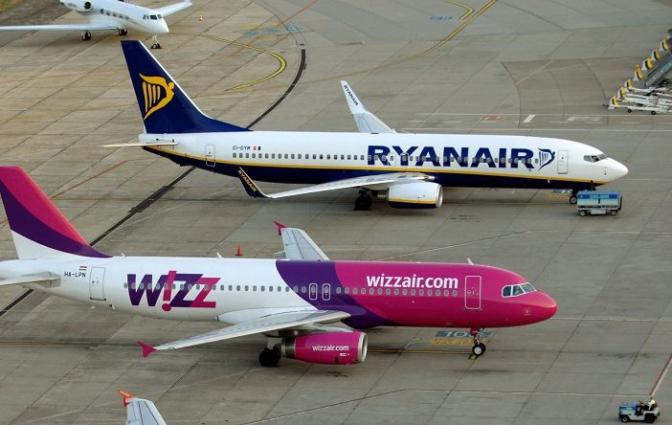 Лоукостер Ryanair здійснив свій перший рейс зі Львова