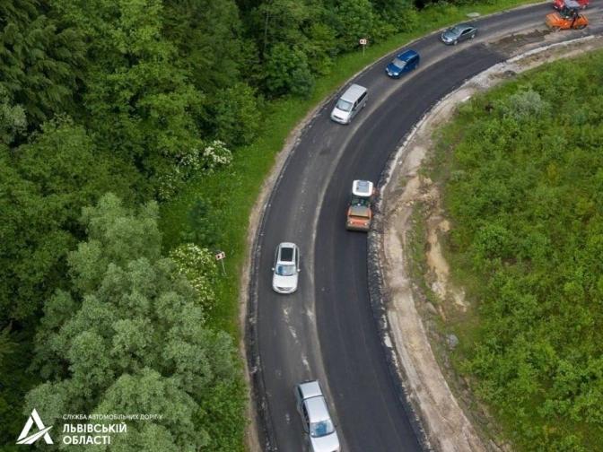 Ведеться ремонт дороги Східниця-Пісочна (ФОТО), фото-6