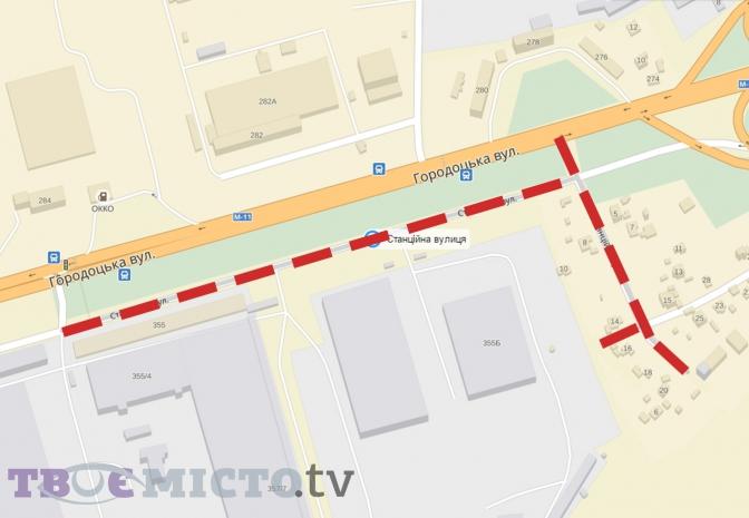 Нова вулиця, дорога та міст: що ремонтуватимуть у Залізничному районі в цьому році фото 1