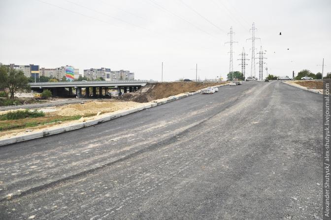 Фінал будівництва трамвайної колії на Сихів: фотохроніка фото 9