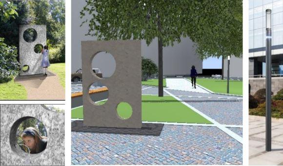 Гойдалки для дорослих та питні фонтани: які громадські простори хочуть оновити у Львові фото 7