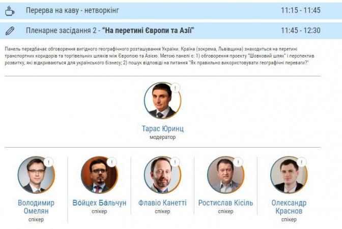 Відвідає навіть Президент: у Львові стартує Міжнародний економічний форум фото 2