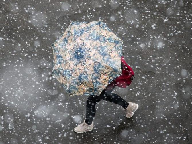 Дощ та мокрий сніг. Прогноз погоди на перший тиждень грудня у Львові 8c0488882587d