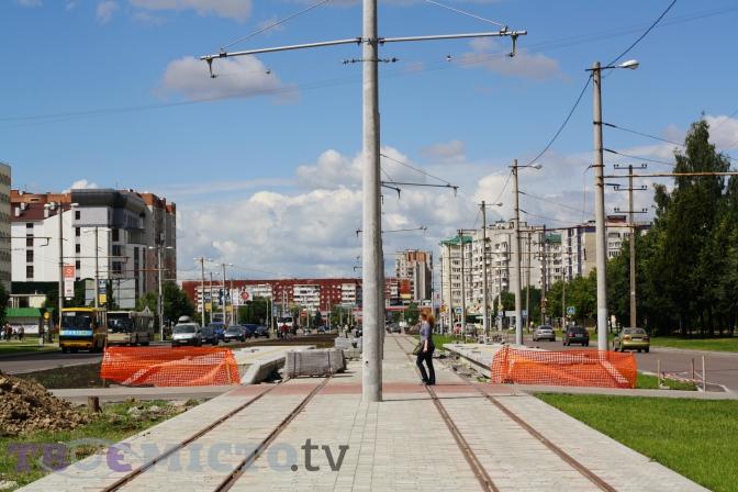 Стала відома точна дата запуску трамваю на Сихів фото