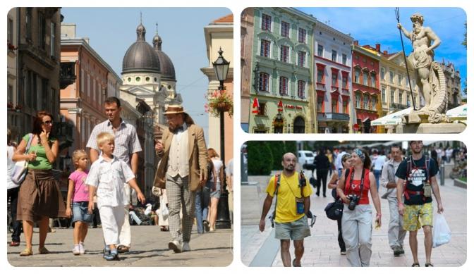 Скільки грошей у Львові залишають туристи  3763bd5f9050d
