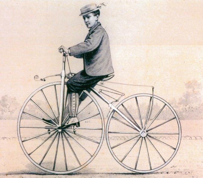 Львів роверовий: як мода на велосипеди змінювала місто фото