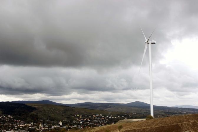 НаЛьвівщині відкрили другу чергу вітроелектростанції