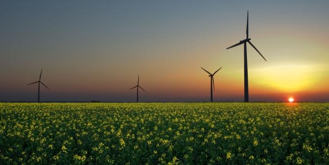 Україні потрібна вітрова енергія замість міні-ГЕС