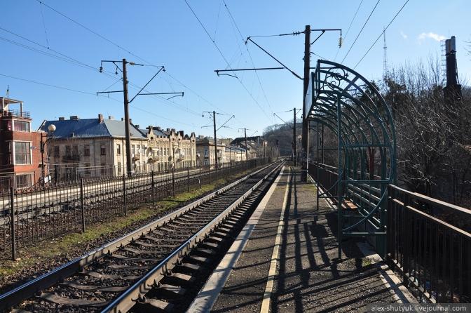 Як саме: у Львові центр міста хочуть сполучити залізницею з одним із районів фото 1