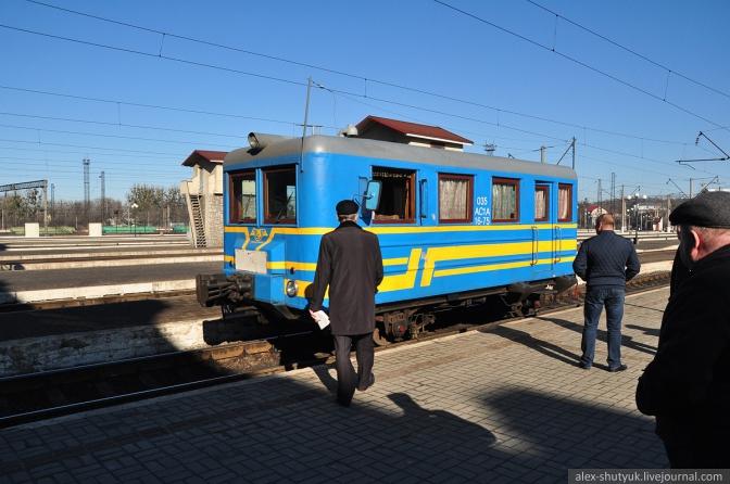 Як саме: у Львові центр міста хочуть сполучити залізницею з одним із районів фото