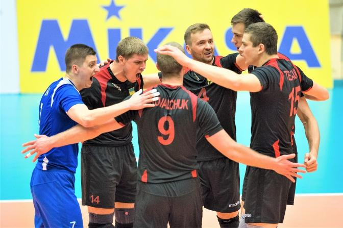 Фото: Федерація волейболу України