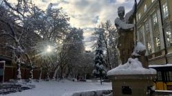 14.01 07 47 Дощ зі снігом та потепління. Прогноз погоди у Львові на тиждень  ... da144d46aeea4